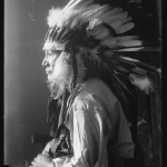 Whirlwind Horse, American Indian
