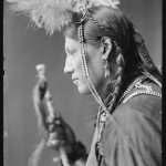 Amos Little, Sioux American Indian