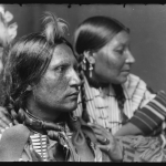 American Horse and wife, American Indian