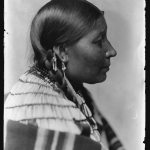 Wife of American Horse, American Indian