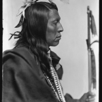 Flying Hawk, Sioux American Indian