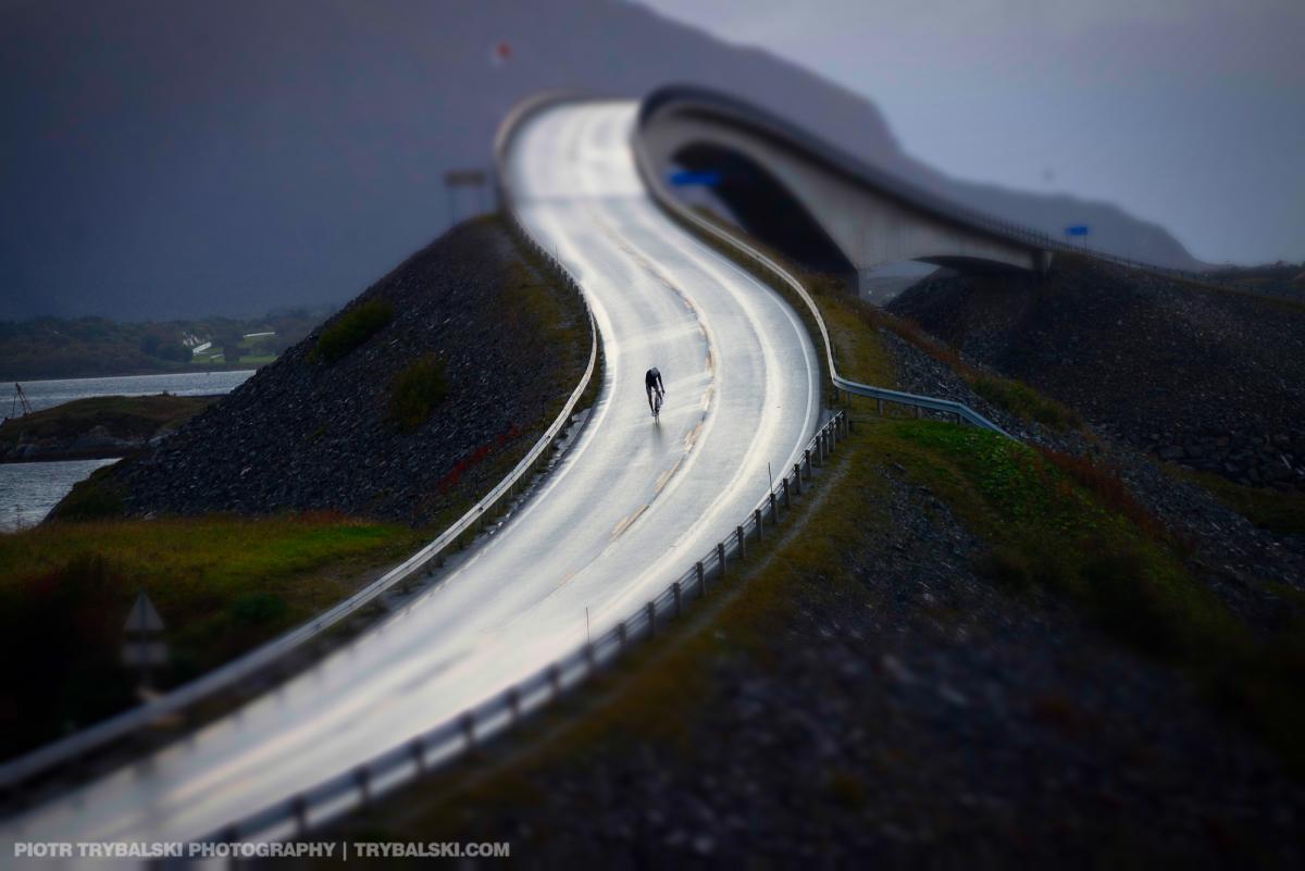 Norwegia Fotograf w podróży