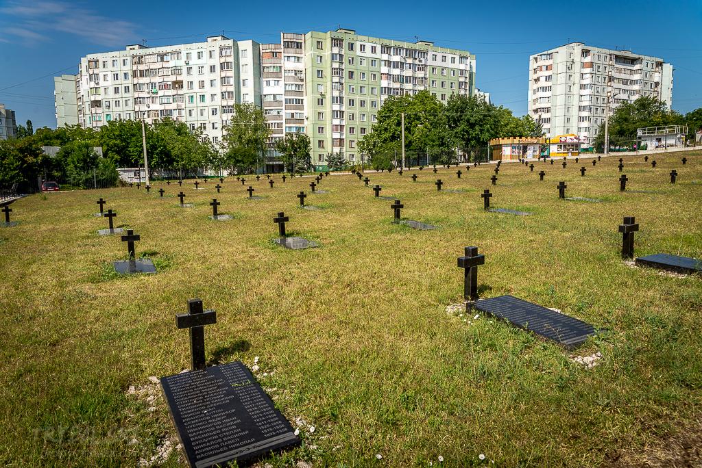 Cmentarz upamiętniający ofiary Wielkiej Wojny Ojczyźnianej, Bendery, Naddniestrze (kraj nieuznawany)