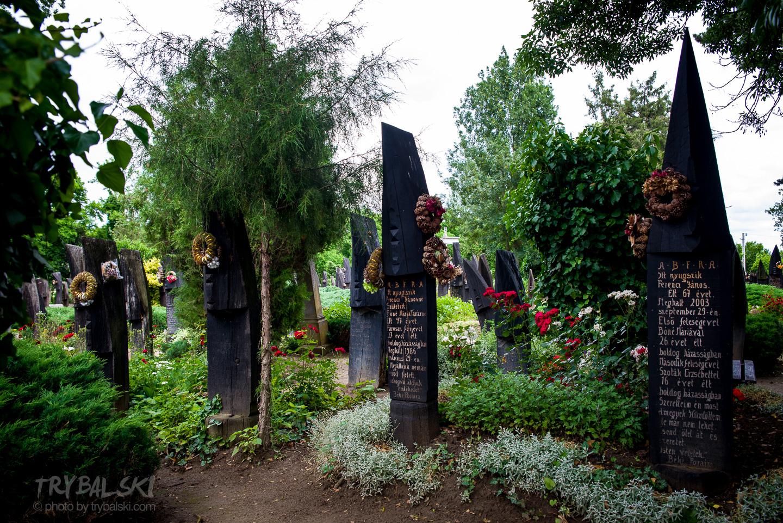 Szatmárcseke cmentarz