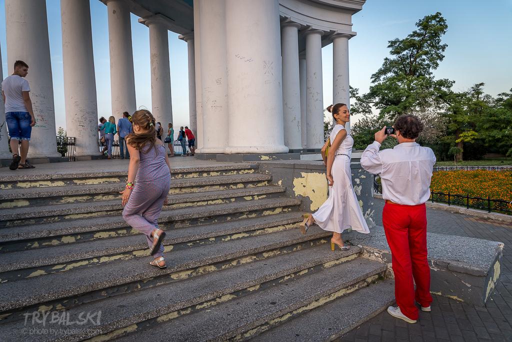 Spodobała mi się Odessa, zachwyciła. Tak, wiem, to lukier, cienki, oszukany pozorami obraz miasta pełen stereotypów. Trzeba tu wrócić, poznać, spróbować zrozumieć.