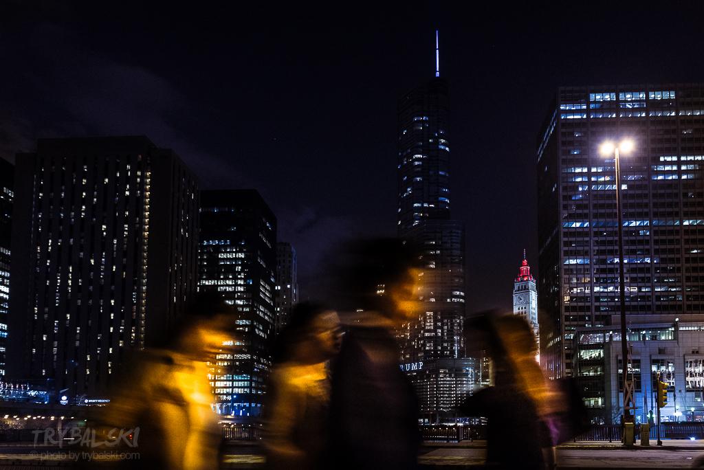 """Chicago... I tak naprawdę, z ręką na sercu, zdjęcie to miało oddać klimat jednego z najlepszych seriali - """"Walking dead"""". W oczekiwaniu na kolejny sezon. Oddaje?"""