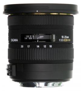 Sigma 10-20 F3.5 EX DC HSM