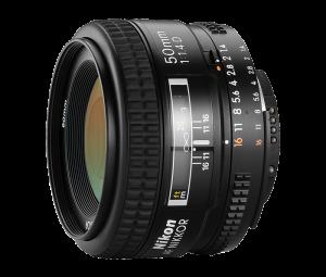 Nikon Nikkor AF-S 50 mm f/1.4D