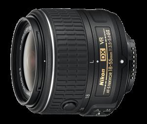 Nikkor 18-55mm f/3.5-5.6 VR II