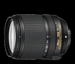 Nikkor 18-140mm f/3.5-5.6 VR