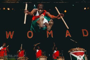 The Royal Drummers of Burundi