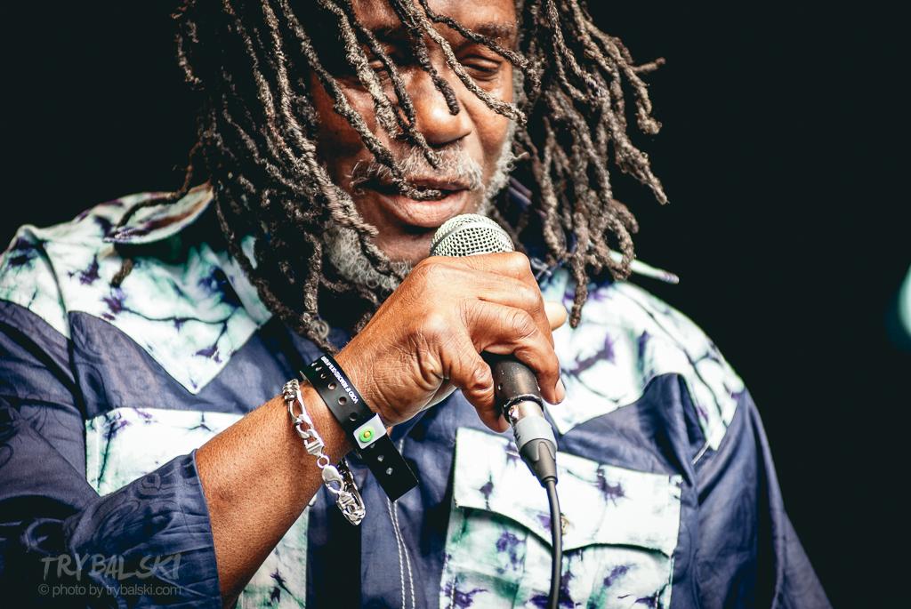 """Horace Andy (głos Massive Attack, kojarzycie """"Angel""""?),"""