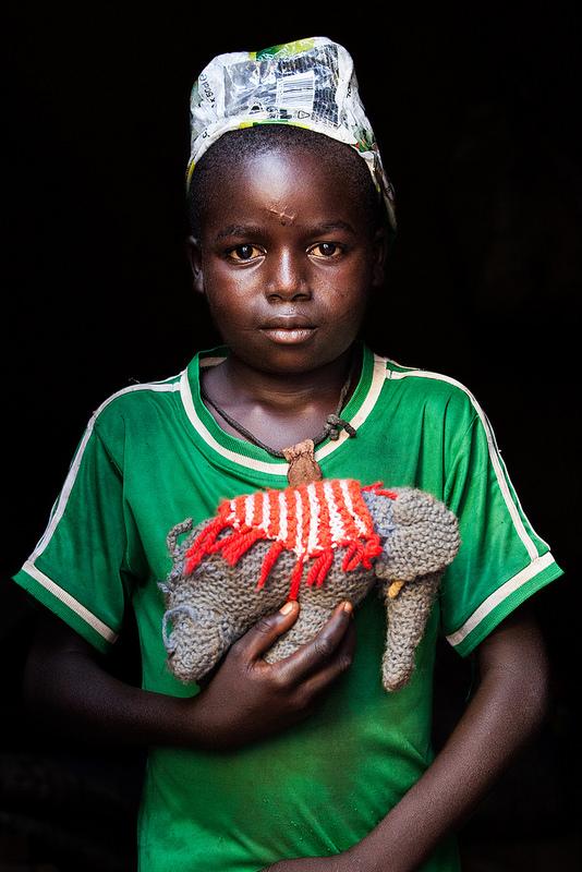 """Amadou, Herder, Republika Środkowoafrykańska - """"Któregoś dnia chciałbym być pasterzem, jak mój ojciec"""""""