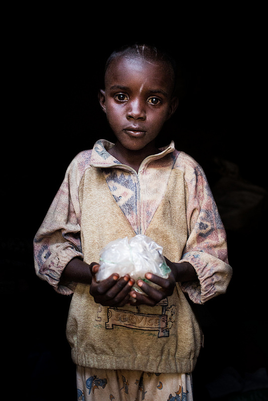 """Aladi, Republika Środkowoafrykańska -   """"Któregoś dnia chciałbym być kolekcjonerem diamentów"""""""