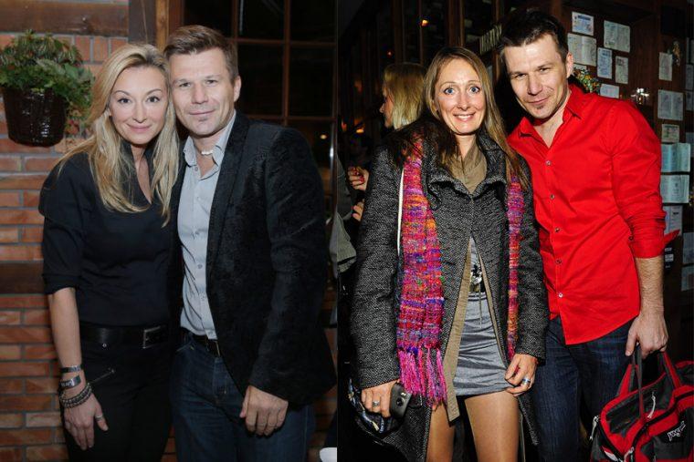 To ja z Martyną Wojciechowską (zdjęcie lewe, fot. Burda) i z Beatą Pawlikowską (zdjęcie prawe, fot. Robert Zalewski). No chyba nie muszę wam tłumaczyć kim są te panie, prawda???