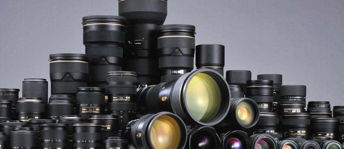 Nikon-obiektywy