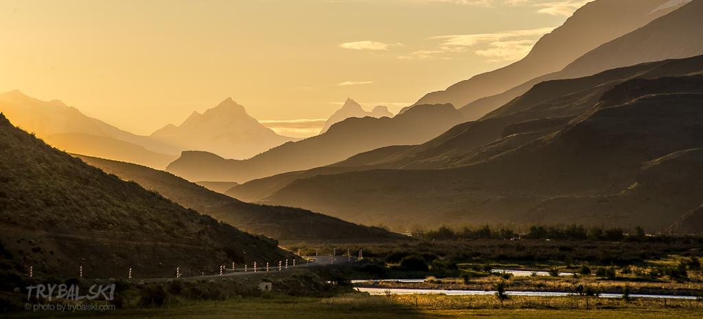 I na koniec skrawki, skraweczki chilijskiej i argentyńskiej Patagonii. Nie, że nie mam tam ulubionych zdjęć. Mam, ale....