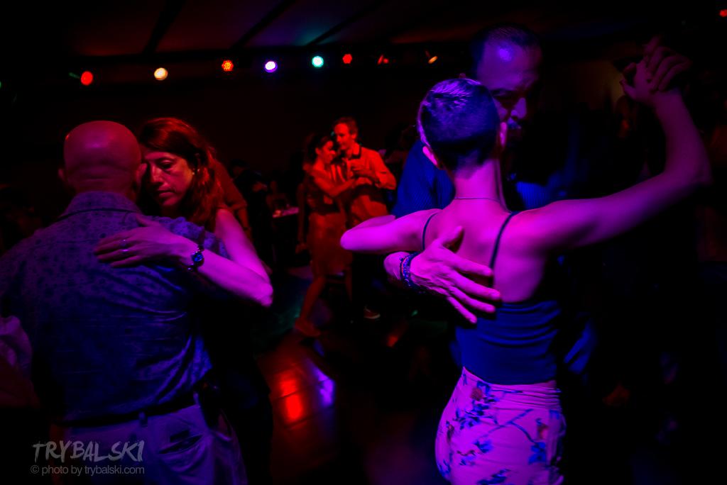 I do la Viruta, kultowej miejscówki w kategorii social tango.