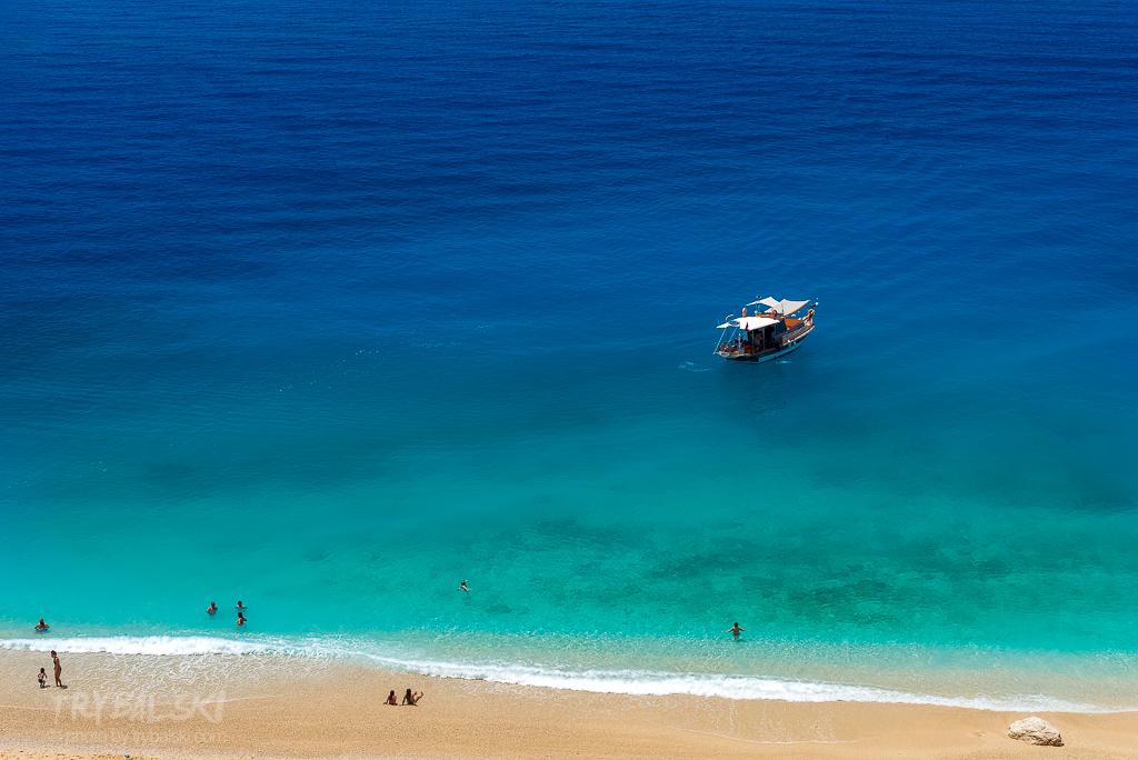 Wyjazd do Turcji, Szlak Licyjski i piękna okoliczności przyrody. Z brzegu...