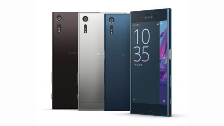 Sony-xperia-xz-smartfon