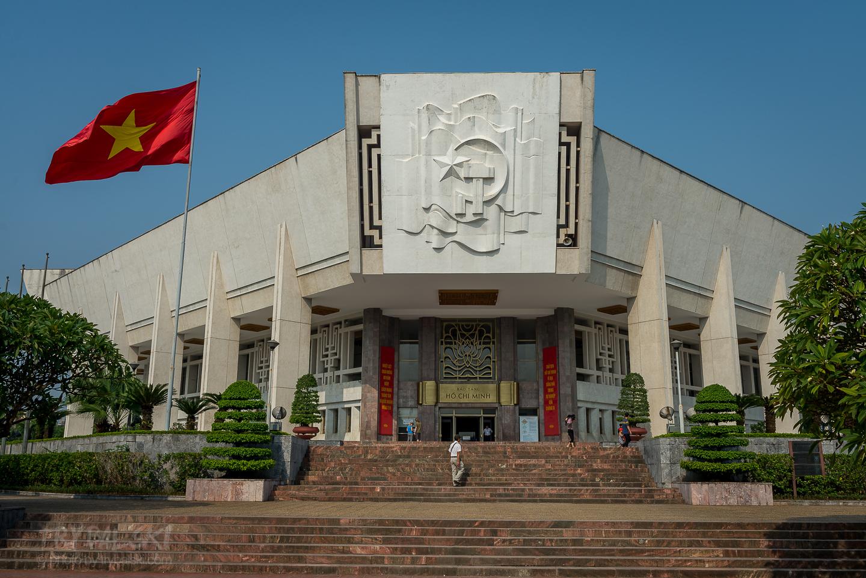 I mauzoleum Hồ Chí Minha