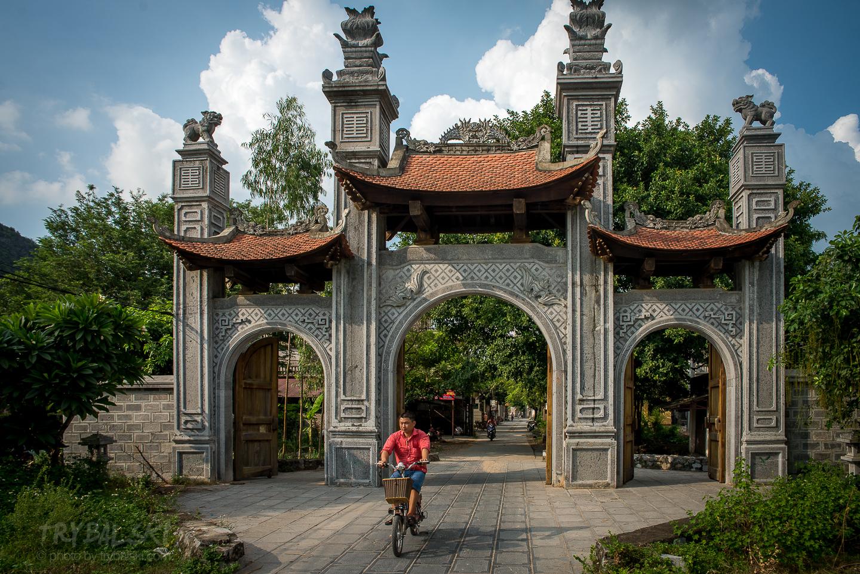 Hoa Lu Capital - dawna stolica