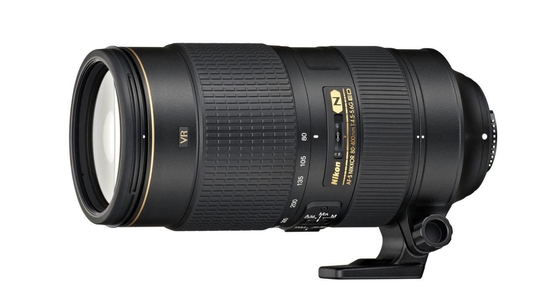 Nikon AF-S 80-400 mm f/4.5-5.6G ED VR