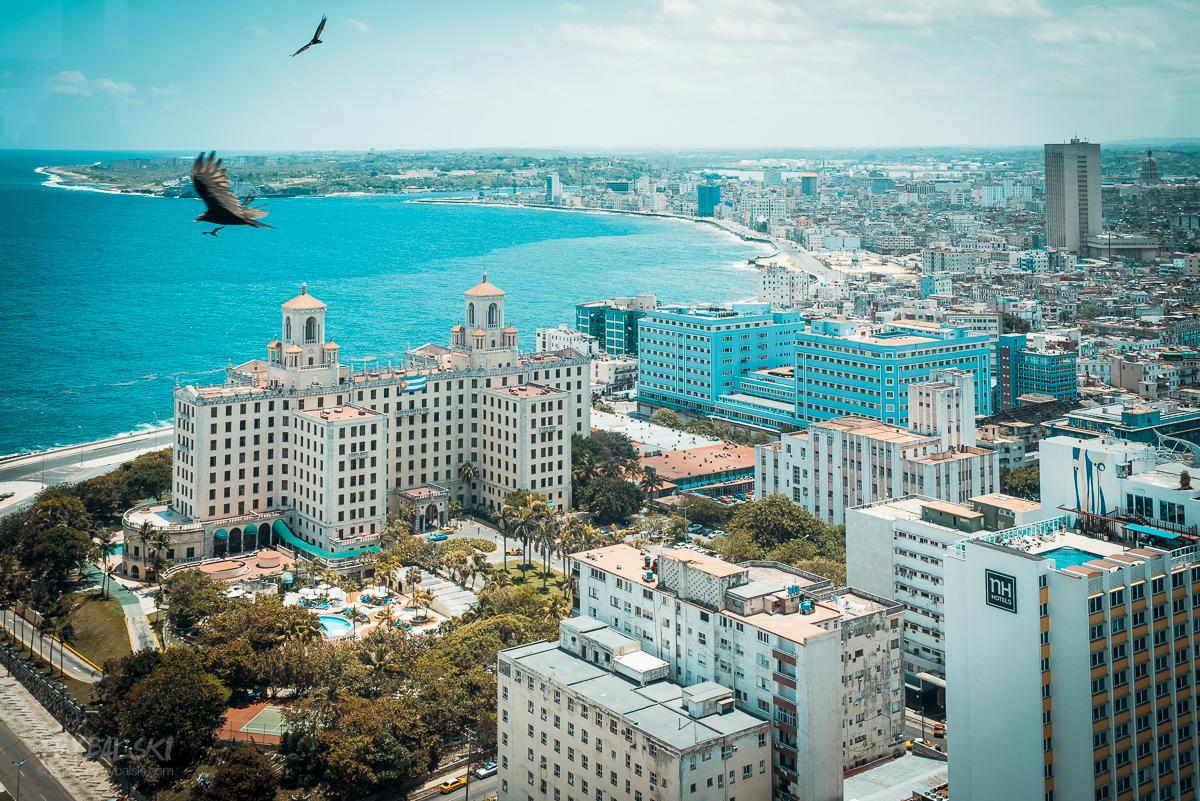 Kuba, Hawana, Edificio Focsa
