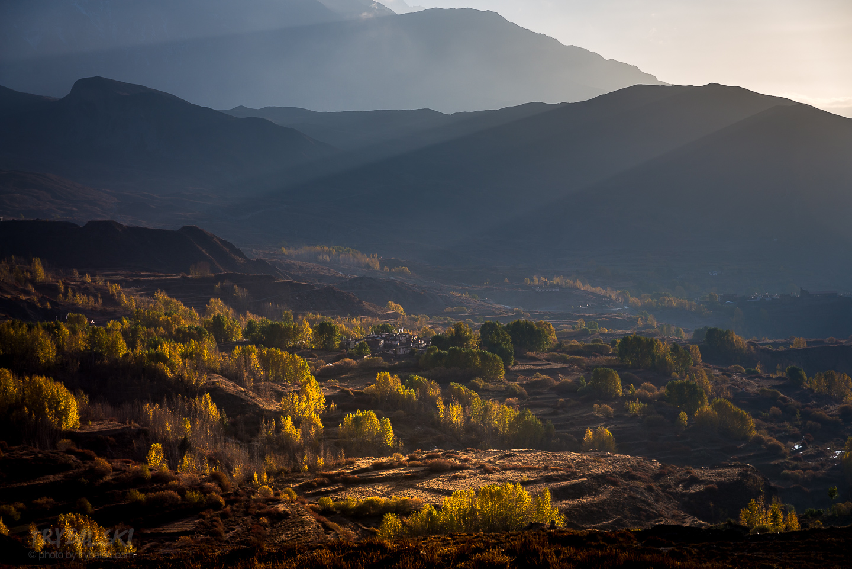 Jharkot, Mustang, Nepal