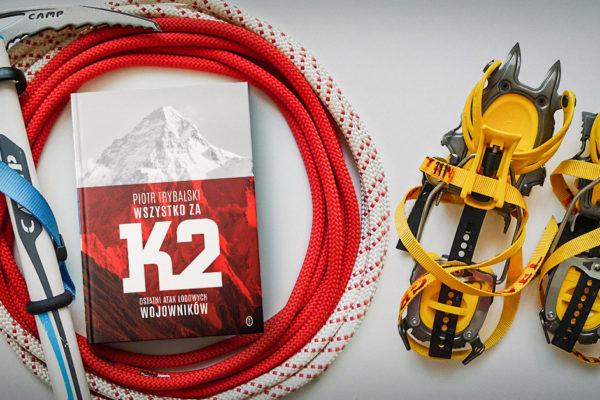 Wszystko za K2 książka