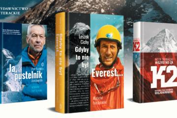 Gdyby to nie był Everest książka