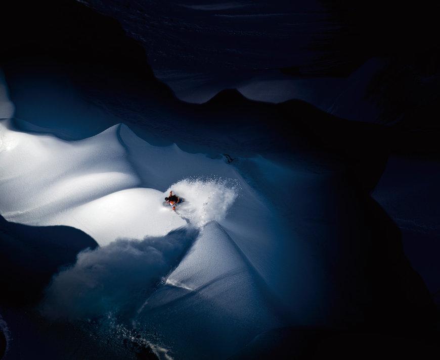 Photographer: Scott Serfas Athlete: Travis Rice Location: Tordrillo Mountains, AK, USA