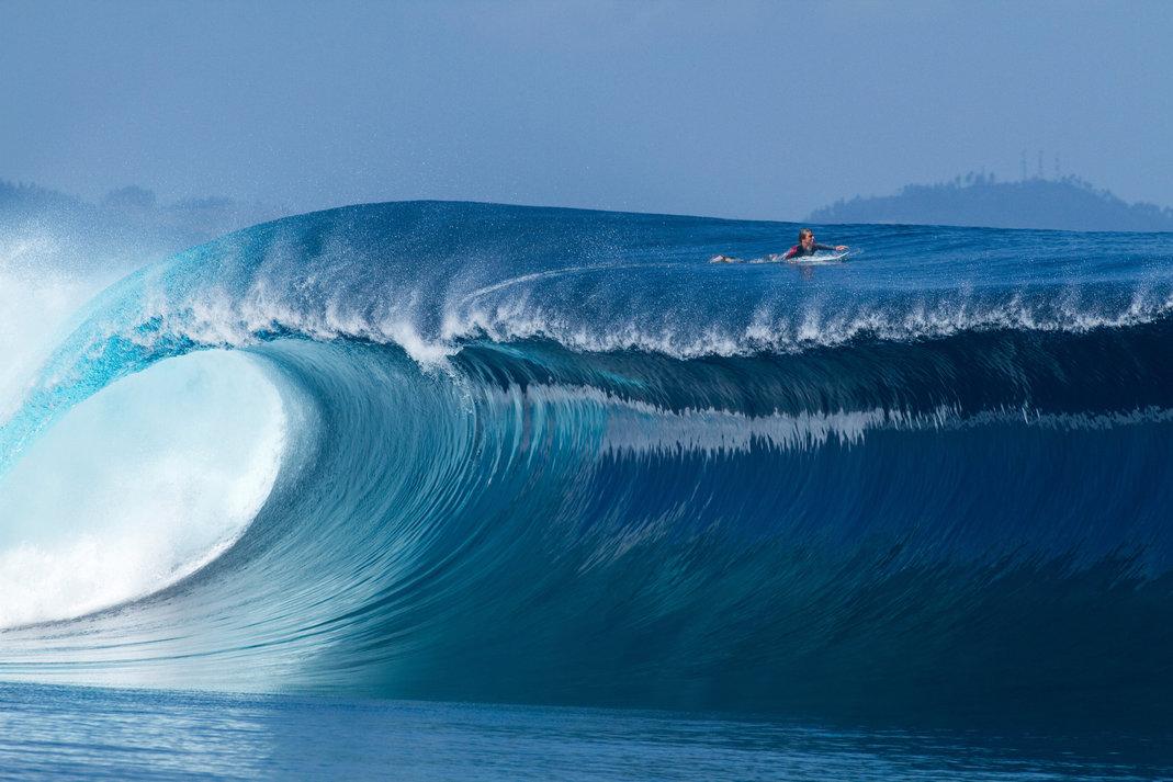 Category Finalist 2013: Spirit Photographer: Stuart Gibson Athlete: Sean Woolnough Location: Namotu Island, Fiji
