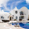 Domek jak z bajki? The Seashell House w Meksyku. Dla Ciebie.