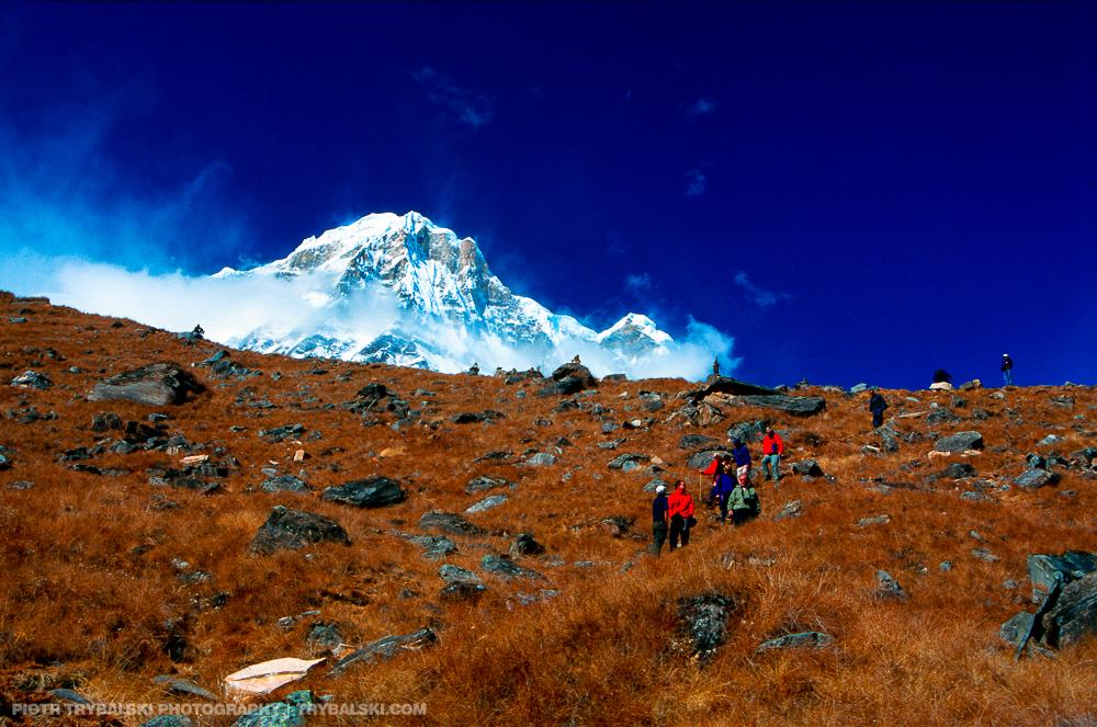 Nepal, Południowa Anapurna
