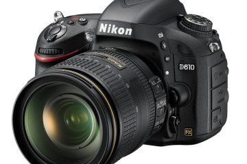 Nikon D610 | Fotograf w podróży
