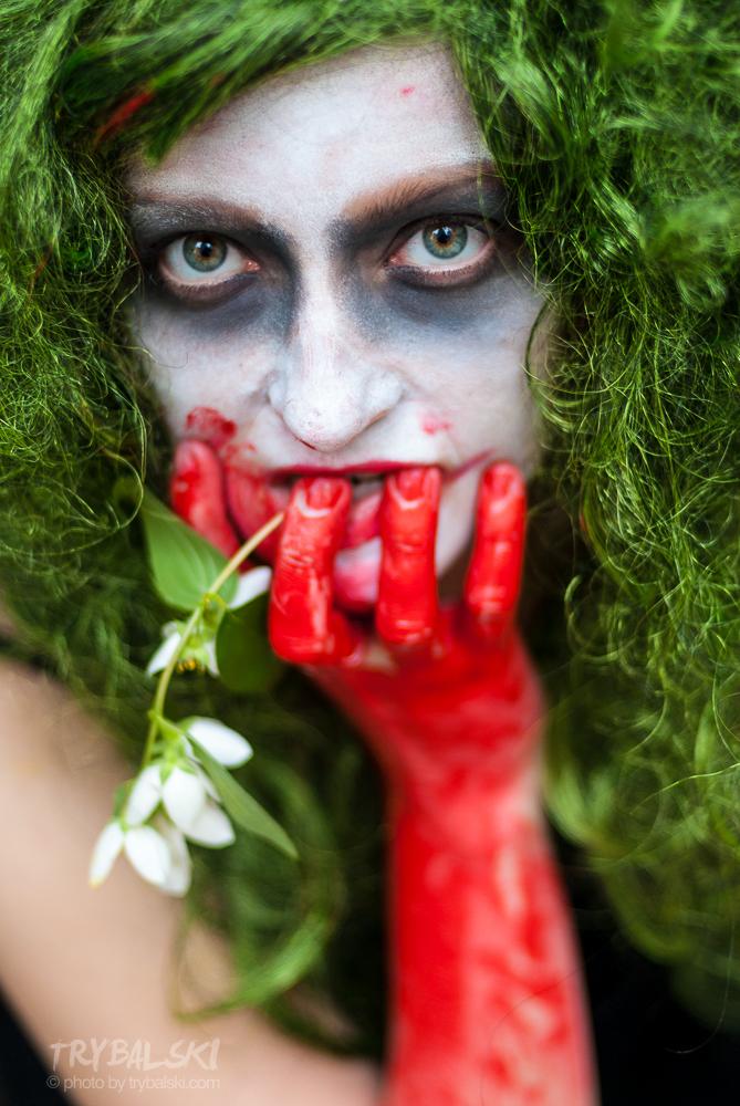 Marsz Zombie - to tylko jedna z licznym imprez  letnią porą. Planując przyjazd warto zaglądnąć do kalendarium i wybrać coś dla siebie.
