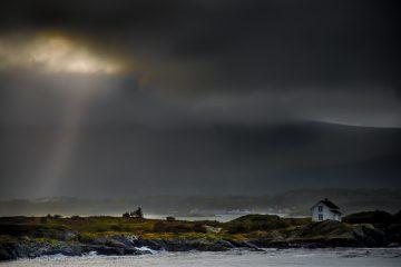 Norwegia Fotografowanie w podróży