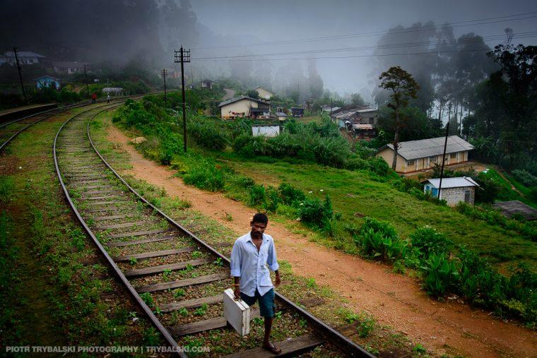 Fotograf w podróży na Sri Lance