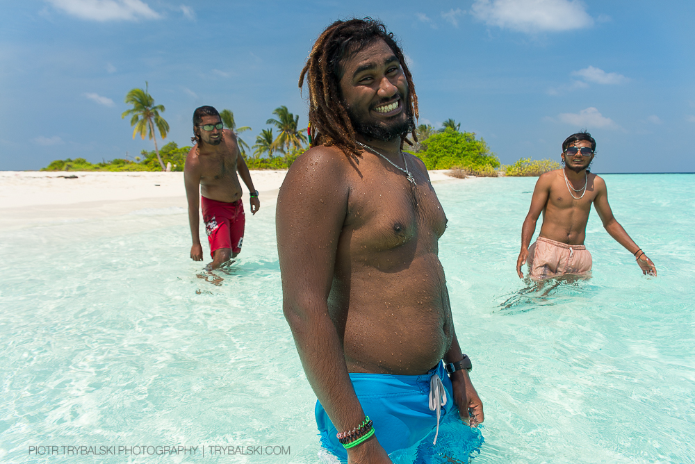 Malediwy Fotograf w podróży