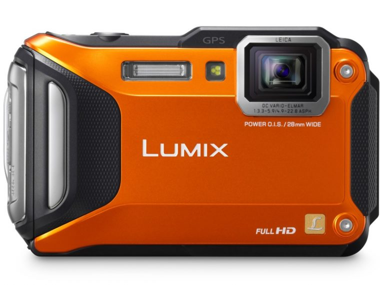 Panasonic DMC FT5